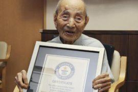 World's Oldest Man Yasutaro Koide Dies at Age 112
