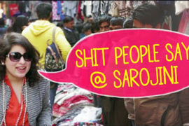 This hilarious video sums up the different kind of women who shop at Delhi's Sarojini Nagar market