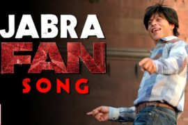 "Shahrukh Khan's ""Fan Anthem"" Recorded in 6 Regional Languages"