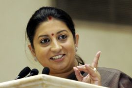 10 Quotes from Smriti Irani's Fiery Speech in Parliament
