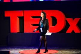 Girls, You Need To Grab the Mic and Take Part – Diva Sharma at Tedx Walledcity Event