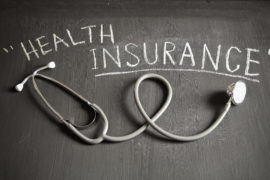 What is deductible in health insurance?
