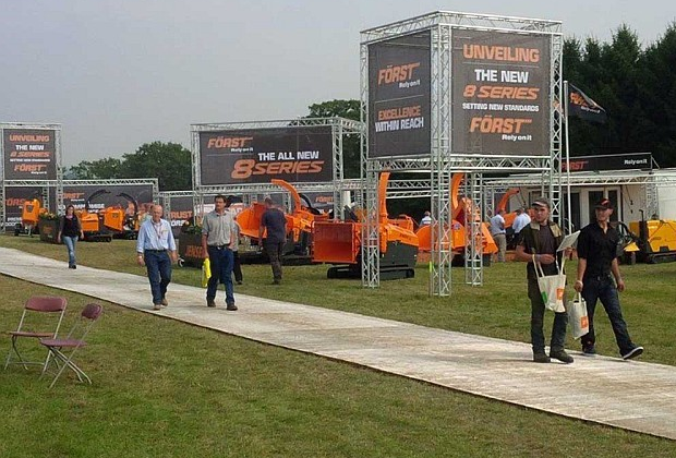 Corner Exhibition Stands Yard : Ideas for displays outdoor events next mashup