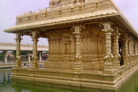 The Ancient Holy City of Vellore